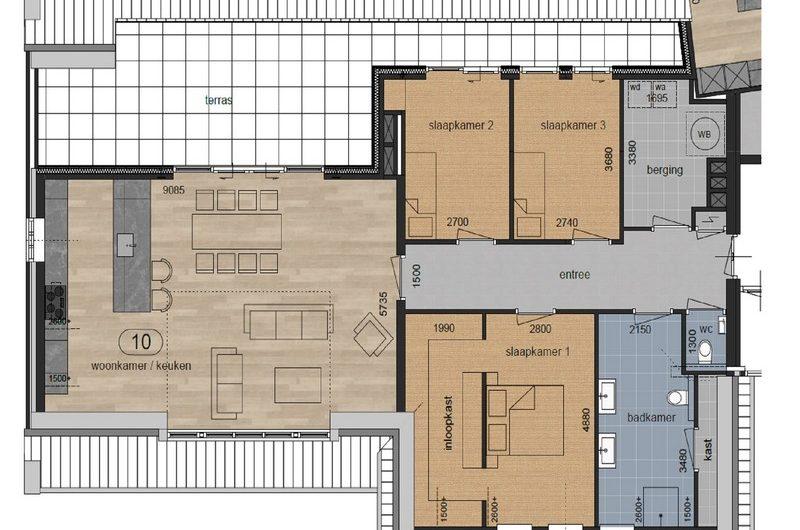 Barginkshoeve | appartement 10