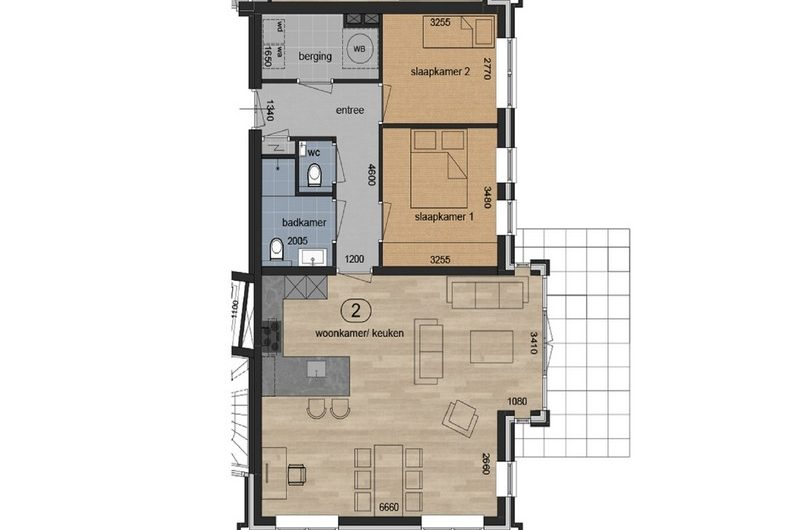 Barginkshoeve | appartement 2