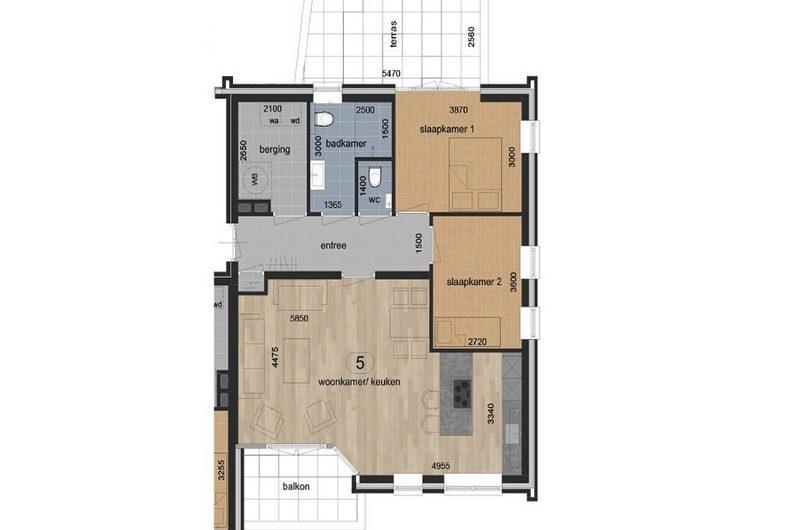 Barginkshoeve | appartement 5