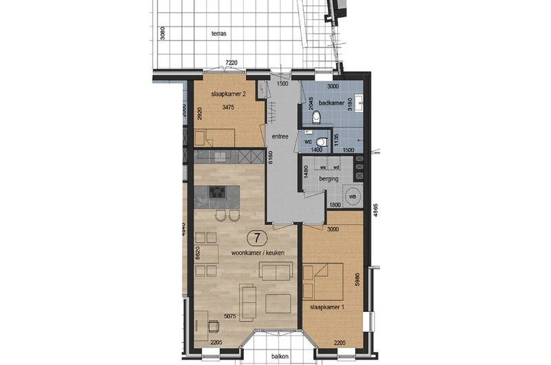 Barginkshoeve | appartement 7